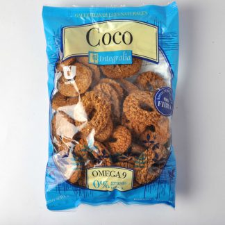 GALLETITAS DE COCO 220GR INTEGRALIA
