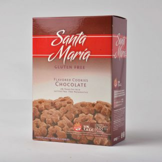 GALLETITAS CHOCOLATE 200 GR SANTA MARIA