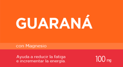Guaraná x 60 capsulas VitaminWay