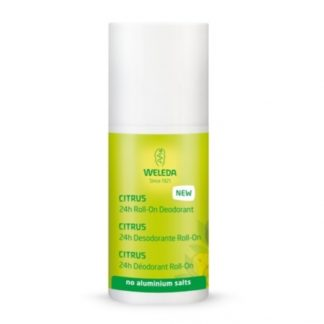 DESODORANTE CITRUS ROLL-ON 50CC WELEDA