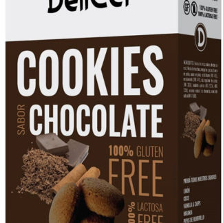 COOKIES CHOCOLATE 200G DELICEL