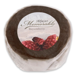ALFAJOR DE LA PATAGONIA BOYSEMBERRY – MEMORABLE