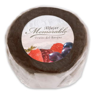 ALFAJOR DE LA PATAGONIA BOYSENBERRY – MEMORABLE