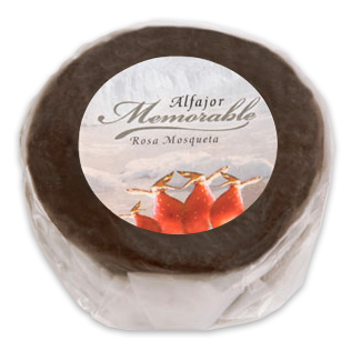 ALFAJOR DE LA PATAGONIA ROSA MOSQUETA – MEMORABLE