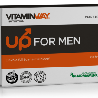 UP FOR MEN CON HUANG GI 30CAP PHARMAMERICAN