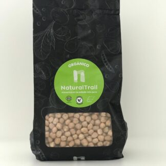 GARBANZO ORGÁNICO 500grs. – NATURAL TRAIL